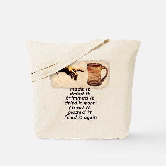 Mug Creation Tote Bag