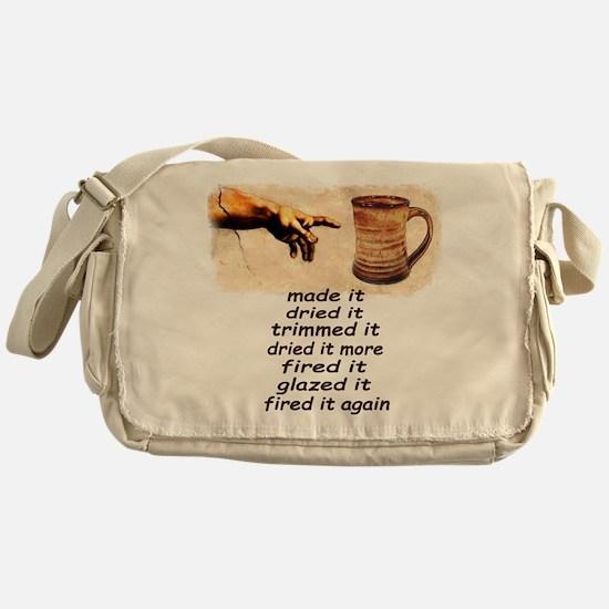Mug Creation Messenger Bag