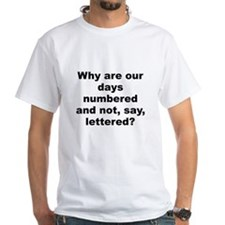 Funny Allen quote Shirt