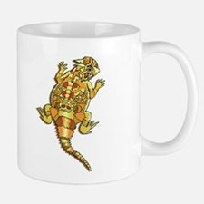 Horned Toad Mugs