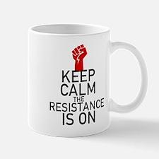 Resistance Keep Calm Mug