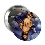 Sleeping Kitten Button