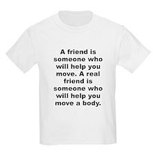 Unique Friends T-Shirt
