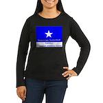 Bonnie Blue, SI, CUC Women's Long Sleeve Dark T-Sh