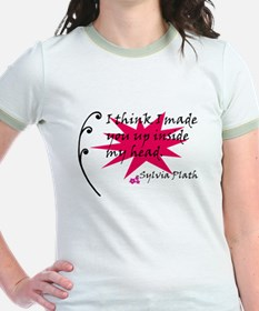 Sylvia Plath Quote T-Shirt