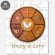 Interfaith, Unity & Love - Puzzle