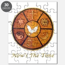 Interfaith, Now's The Time - Puzzle