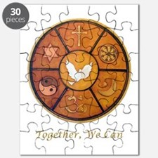 Interfaith, Together We Can - Puzzle