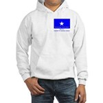 Bonnie Blue, SI, CUC Hooded Sweatshirt