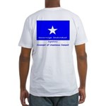 Bonnie Blue, SI, CUC Fitted T-Shirt