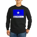 Bonnie Blue, SI, CUC Long Sleeve Dark T-Shirt
