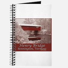 Henry Covered Bridge Journal