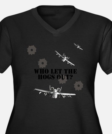 A-10 Warthog Airforce Plus Size T-Shirt