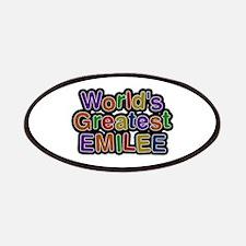 World's Greatest Emilee Patch