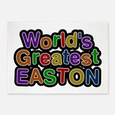 World's Greatest Easton 5'x7' Area Rug
