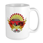 1968 Muscle Car Large Mug