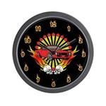 1968 Muscle Car Wall Clock