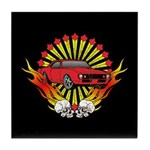 1968 Muscle Car Tile Coaster