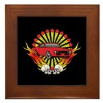 1968 Muscle Car Framed Tile