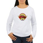 1968 Muscle Car Women's Long Sleeve T-Shirt