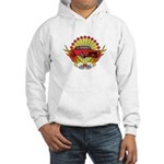 1968 Muscle Car Hooded Sweatshirt
