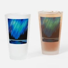 Cool Pond Drinking Glass
