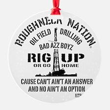 RIG UP BOYZZ Ornament
