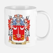 Quinn- Coat of Arms - Family Crest Mugs