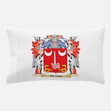Quinn- Coat of Arms - Family Crest Pillow Case