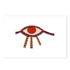 Eye of Horus Postcards (Package of 8)