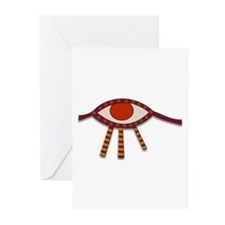 Eye of Horus Greeting Cards (Pk of 20)