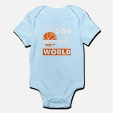 Play Basketball And Change The World Body Suit