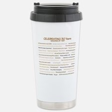 Unique 30 Travel Mug
