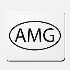 AMG Mousepad