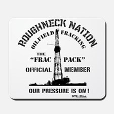 FRAC PACK Mousepad