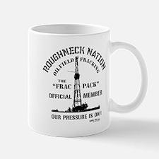FRAC PACK Mugs