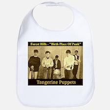 Tangerine Puppets Baby Bib