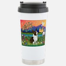 Funny Corgi dogs Travel Mug