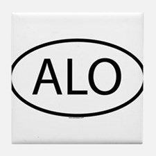 ALO Tile Coaster