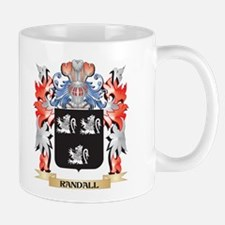 Randall Coat of Arms - Family Crest Mugs