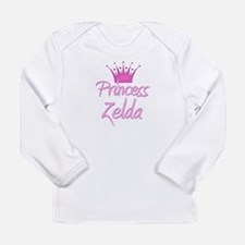 Princess Zelda Long Sleeve T-Shirt