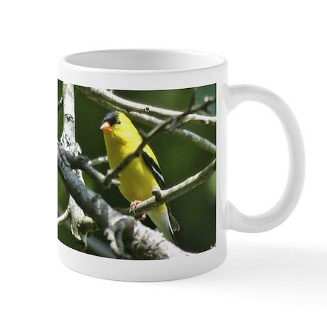 American Goldfinch Mug