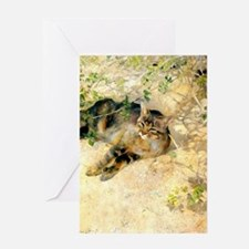 catsinart Greeting Cards