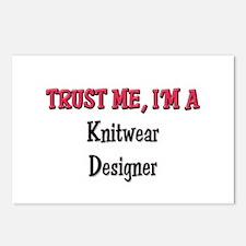Trust Me I'm a Knitwear Designer Postcards (Packag
