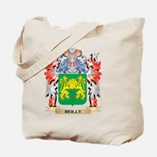 Reilly Coat of Arms - Family Crest Tote Bag