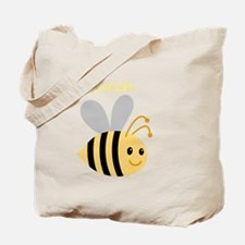 Funny Queen b Tote Bag