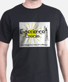 Experience Creole Ash Grey T-Shirt