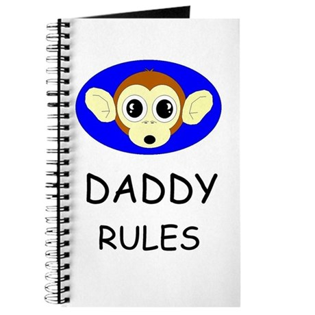 DADDY RULES Journal
