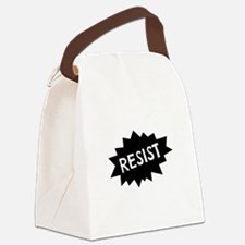 Resist Canvas Lunch Bag