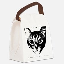 Unique Cash Canvas Lunch Bag